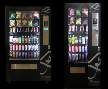 new vending machine
